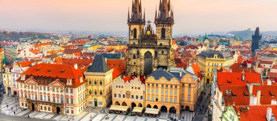 Old Town, Prague - CroisiEurope
